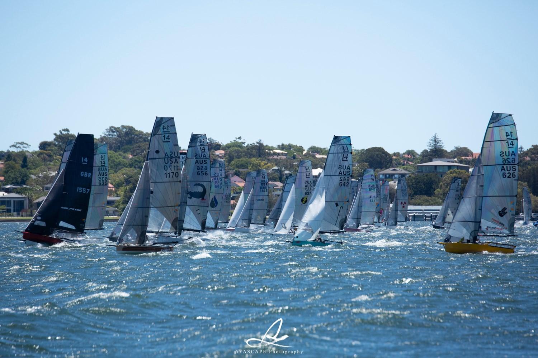 Perth worlds 2020